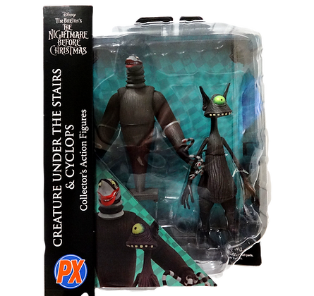 Nightmare Before Christmas Select Creature Under The Stairs Action Figure
