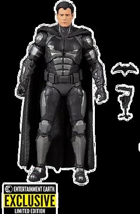 DC Zack Snyder's Justice League Unmasked Batman Bruce Wayne Action Figure