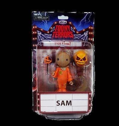 Neca Toony Terrors Series 4 Sam Trick r Treat Action Figure