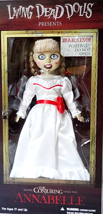 Mezco Living Dead Dolls Presents Annabelle