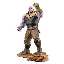 Avengers Infinity War Thanos 1:10 Scale ARTFX Statue