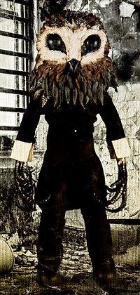 Living Dead Dolls Presents Lord of Tears Owlman