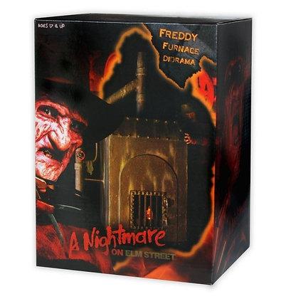 Neca A Nightmare on Elm Street Freddy's Furnace Diorama