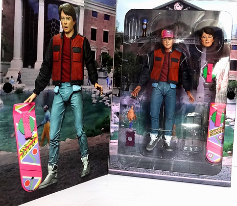 Neca Marty McFly Back to the Future Part 2