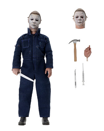 "Halloween 2 1981 8"" Clothed Michael Myers"