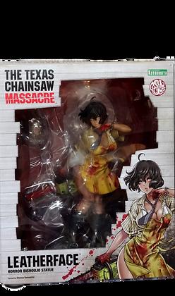 The Texas Chainsaw Massacre Leatherface Bishoujo Statue