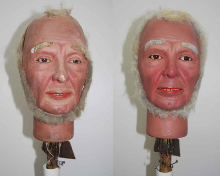 Restoration of Puppets & Props