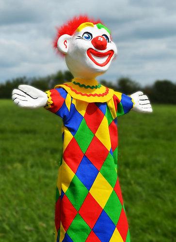 Joey the Clown Puppet