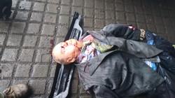 zombie before head smash