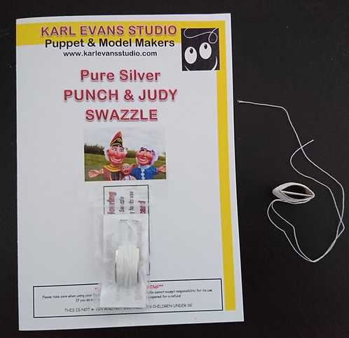 Silver Swazzle