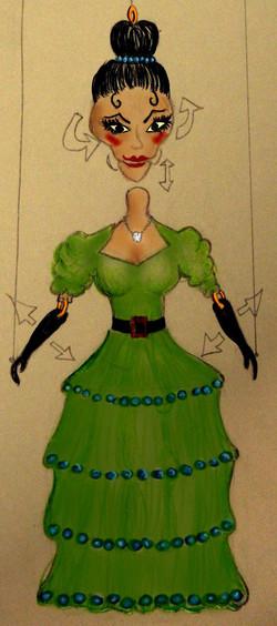 ezmarelda design by customer
