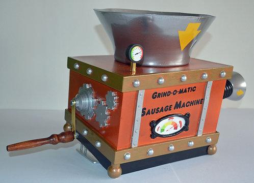 Grind-o-matic Sausage Machine