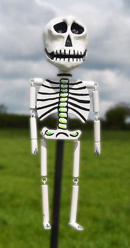 Skeleton Rod Puppet