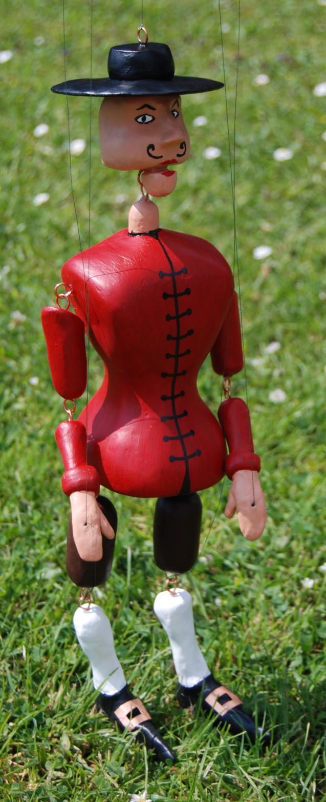 Moreau puppet