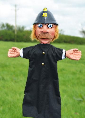 Policeman Puppet
