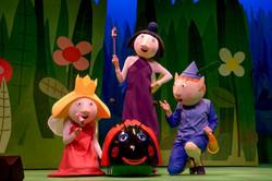 Nanny Plumb & Gaston