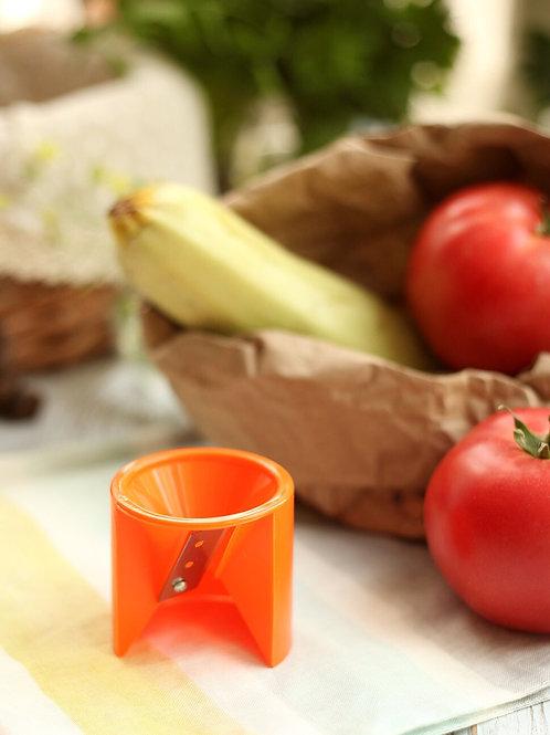Терка для овощей фигурная «Спираль»