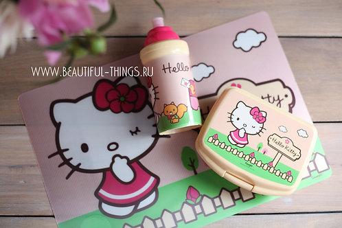 "Набор детской посуды""Hello Kitty"""
