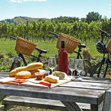 Chateau La Perriere Cycling and Wine Tours