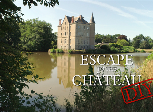 Escape to the Chateau DIY, Channel 4