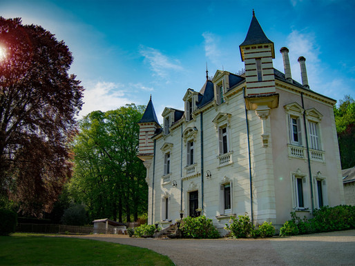 Top 10 tips for your DIY Celebrations at a Chateau