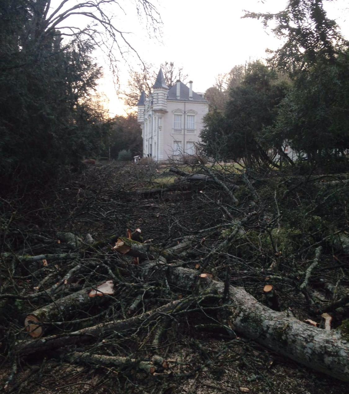Oops.... French Chateau Rental Loire