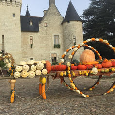 Chateau La Perriere - Rivau a great family day out