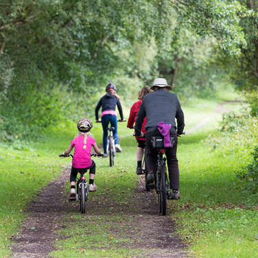 Family Loire Valley Cycling