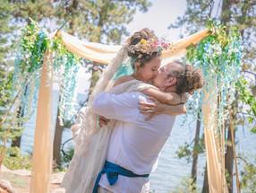 A Wedding on the Lake