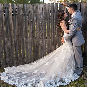 Mr. & Mrs. Reed