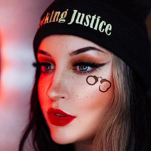 OG Seeking Justice Beanie