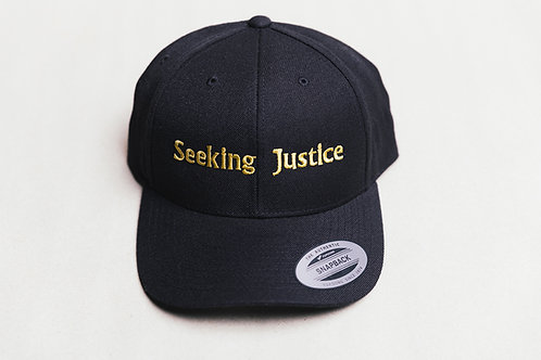 OG Seeking Justice Baseball Cap