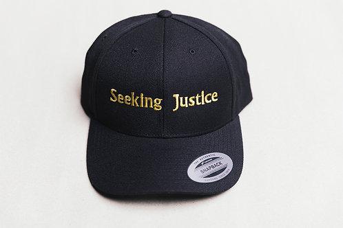 OG Seeking Justice Baseball Cap