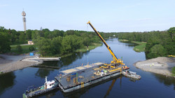 Montering bron