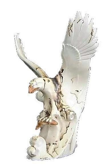 Stone Cut Eagle