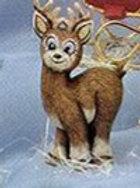 Doc Holliday Standing Reindeer