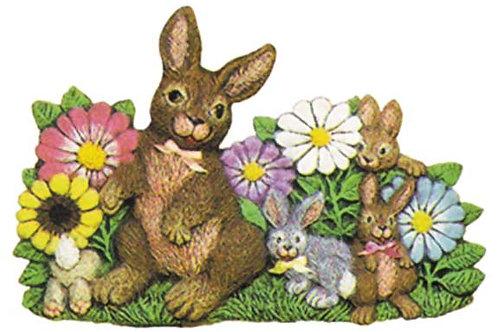 Bunny Scene Centerpiece