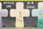 Gangbuster Cross