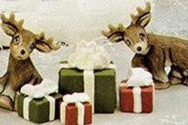 Doc Holliday Reindeer