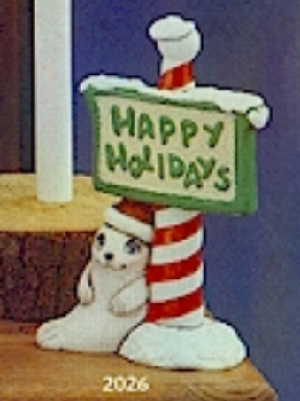 Happy Holiday Seal