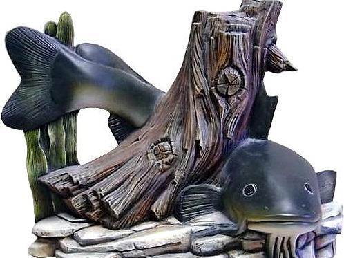 Catfish Figurine