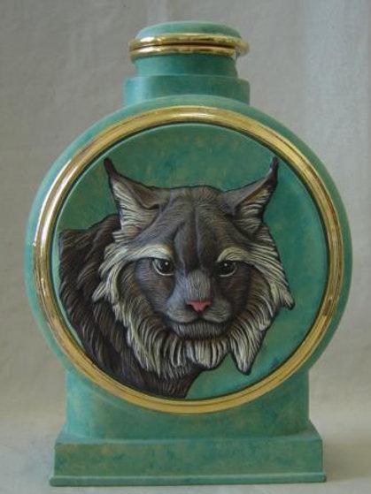 Bobcat Plate
