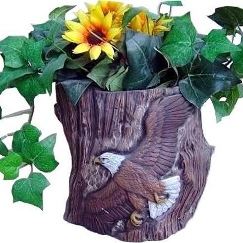Eagle Planter