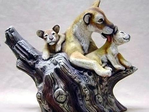 Driftwood Lions