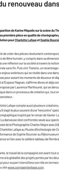 Compagnie Phase - La Strada