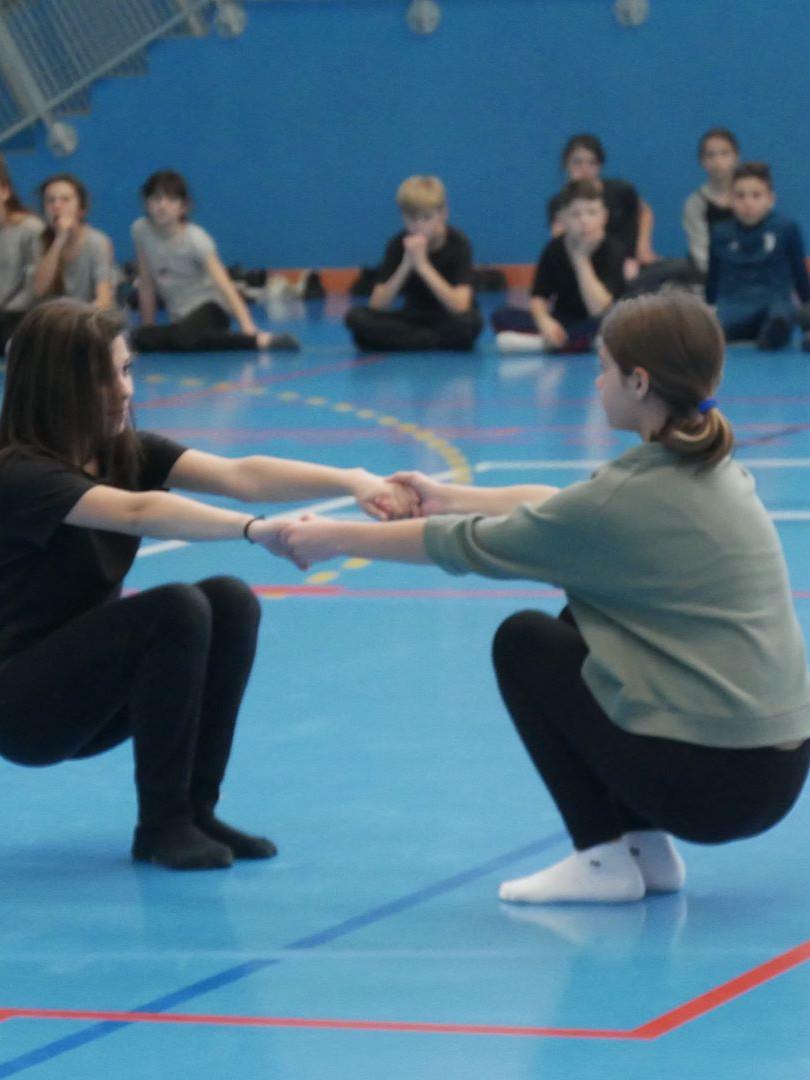 Forum départemental de la danse