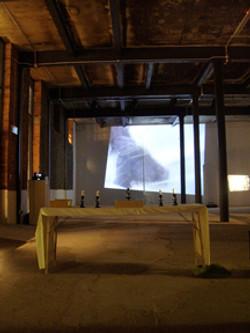 Installation, Bristol Paintworks