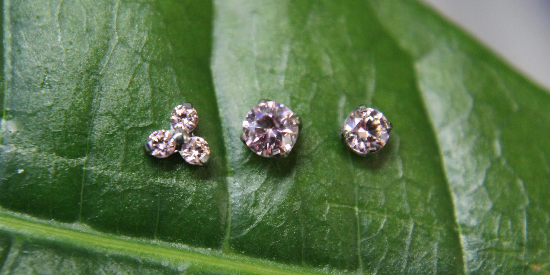 Neometal Body Jewelry