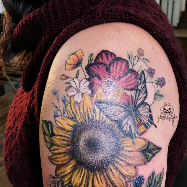 Tattoo by Autumn