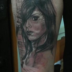 Tattoo By Jason RIedel